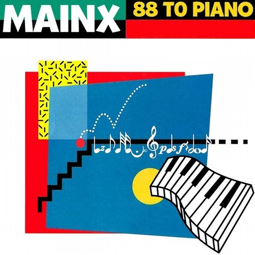 88 To Piano (Terrif X Mix) by MainX on Beatport