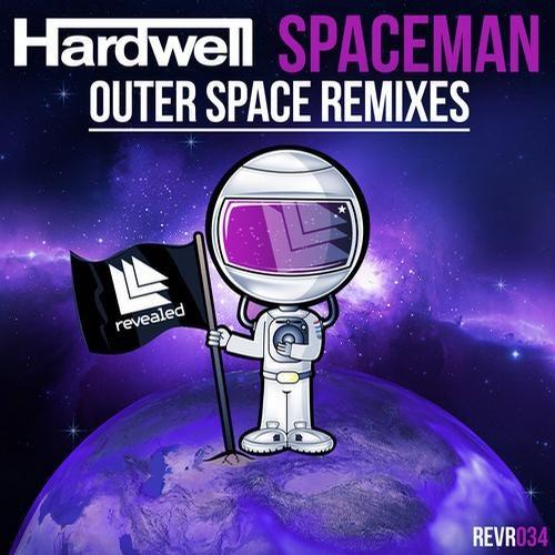 Spaceman - Outer Space Remixes