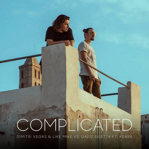 Dimitri Vegas & Like Mike feat Kiiara & Bassjackers - Complicated (Dj.Stephen mash-up)