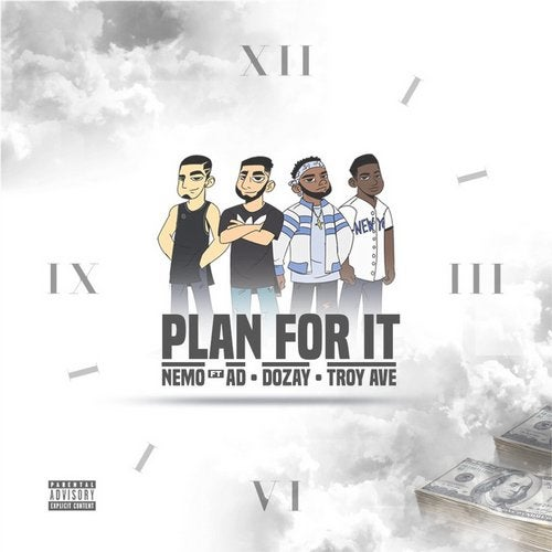 Plan For It  (feat. AD, Dozay & Troy Ave)