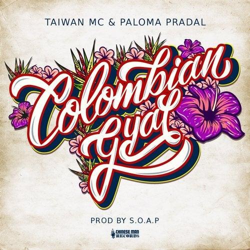 Colombian Gyal feat. Paloma Pradal