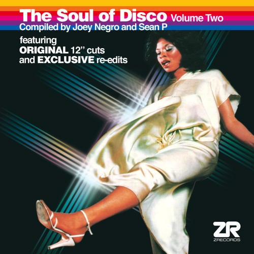 Various Artists - The Soul Of Disco Vol. 2 Compiled By Joey Negro & Sean P