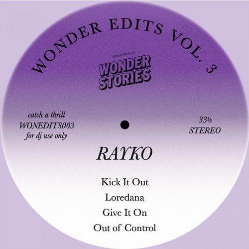 Wonder Edits Vol. 3