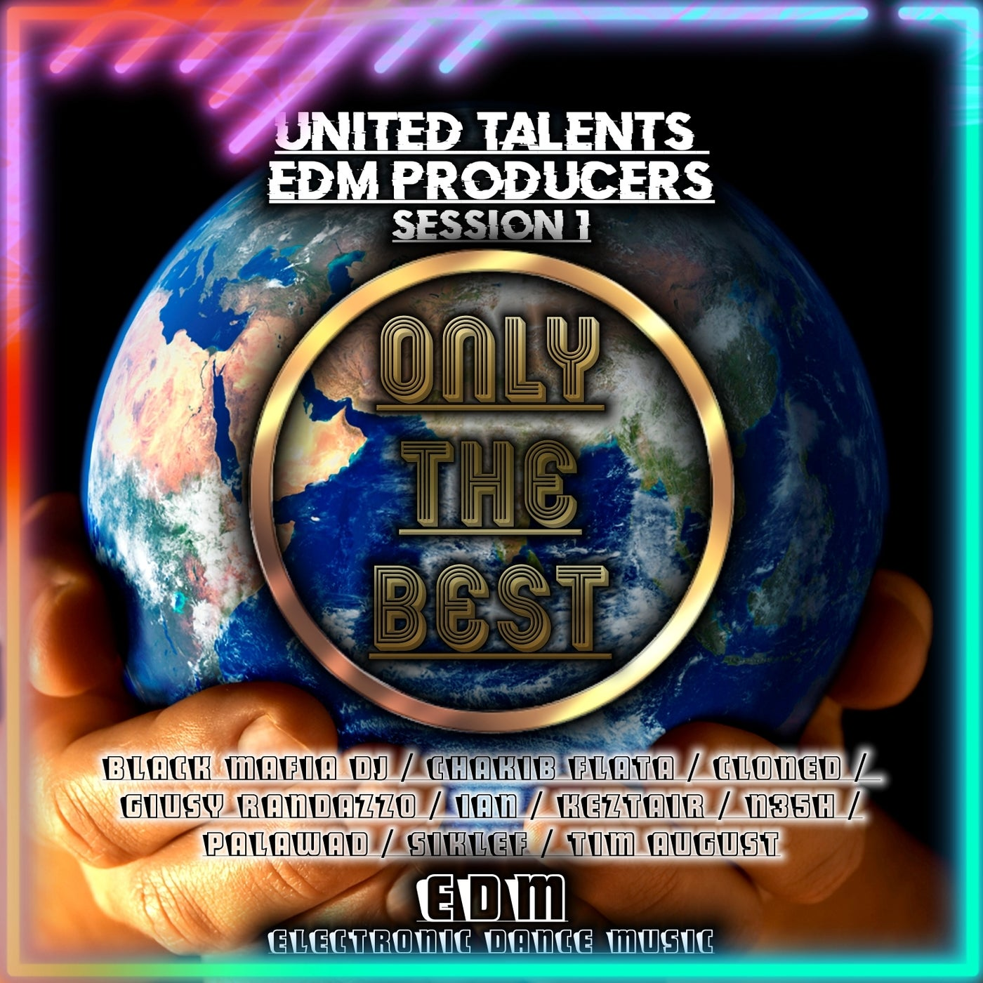 United Talents EDM Producers (Session 1)