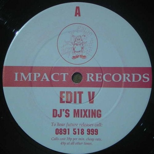 DJ's Mixing / Music Is Moving