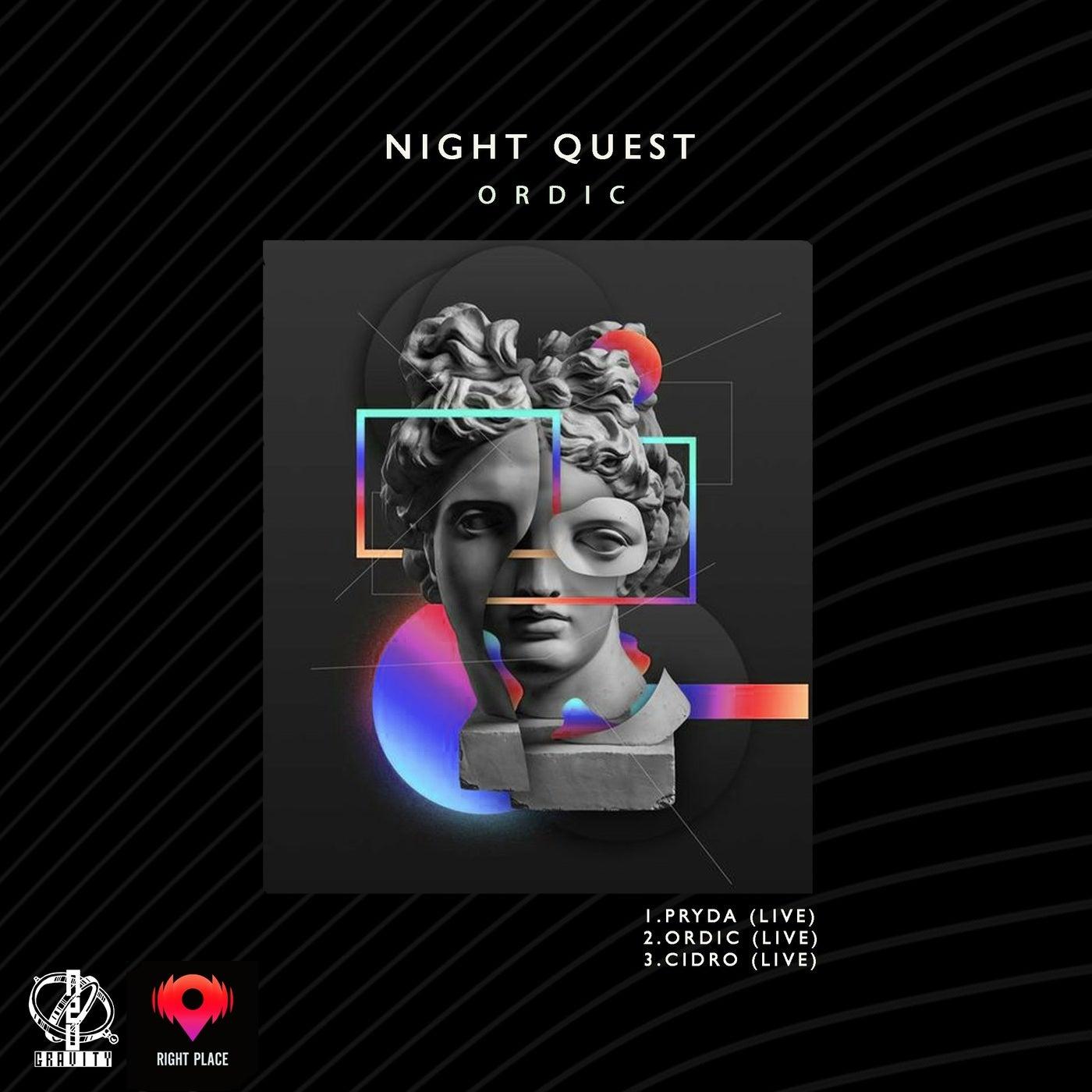 Ordic (EP) Image