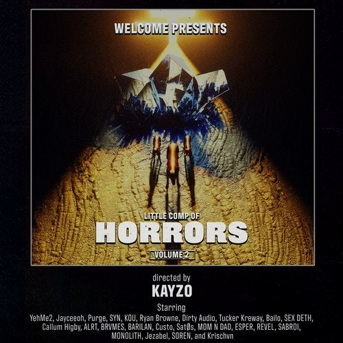 Welcome presents Little Comp of Horrors Vol. 2