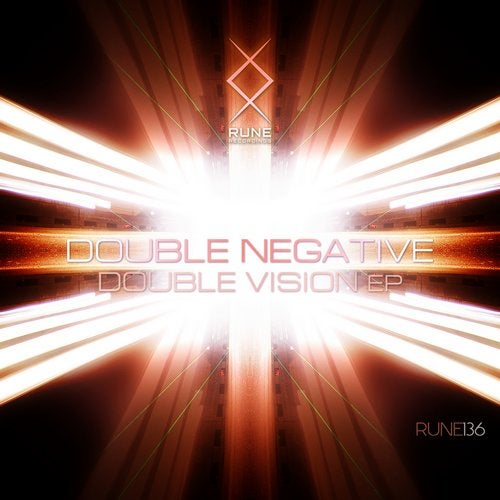Double Negative - Double Vision EP [RUNE136]