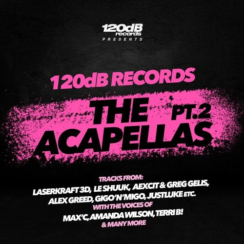 The Acapellas Pt.2 (by 120dB Records)