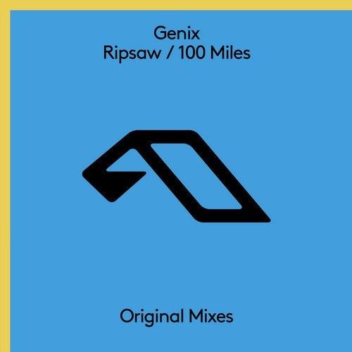 (Trance) [WEB] Genix - Ripsaw / 100 Miles (Anjunabeats[ANJ465BD]) - 2017, FLAC (tracks), lossless