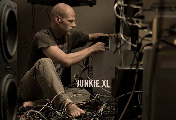 junkie xl dealing with the roster