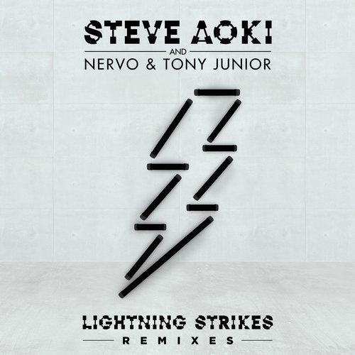 Lightning Strikes - Remixes