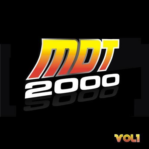 MDT Millenium 2000 Vol 1 (Digital Edition) from Contrasena Records