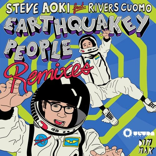 Earthquakey People (feat. Rivers Cuomo) - Remixes