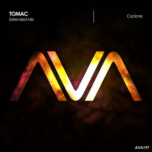 Tomac - Cyclone (Extended Mix) [AVA Recordings (Black Hole)]