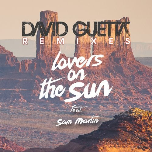 Lovers On The Sun Remixes