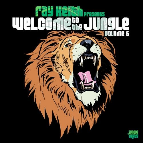 Welcome To The Jungle, Vol. 6: The Ultimate Jungle Cakes Drum & Bass Compilation