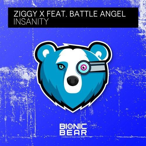 Insanity feat. Battle Angel