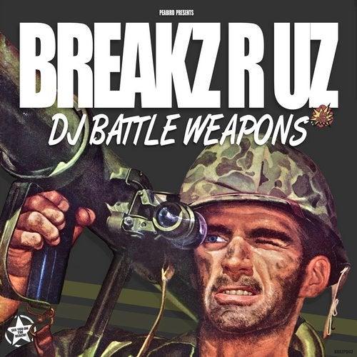 DJ BATTLE WEAPONS
