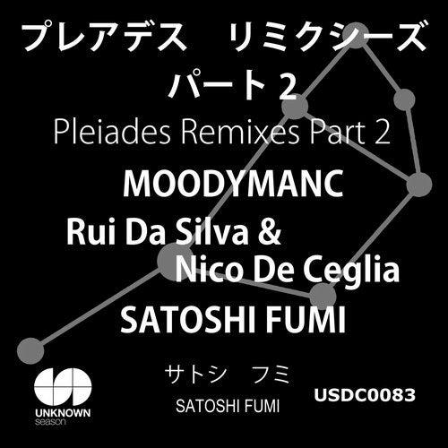 Pleiades Remixes, Pt. 2