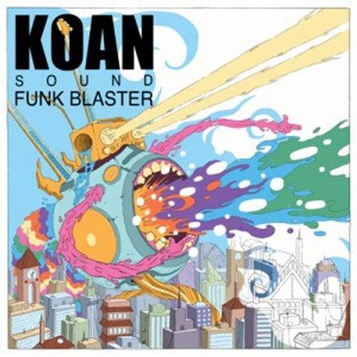 Funk Blaster EP