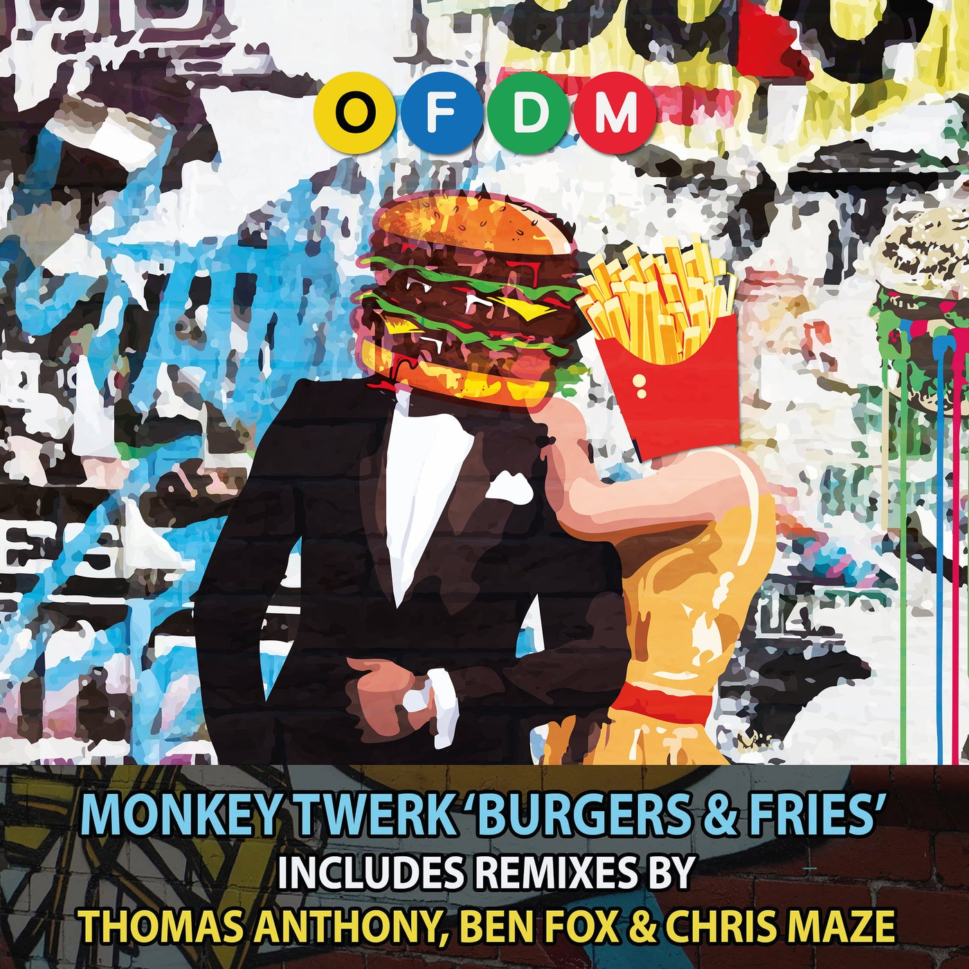 Burgers & Fries EP [OFDM078] Image