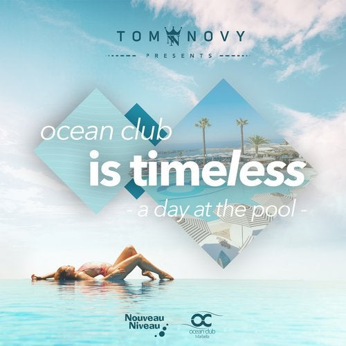 Ocean Club Is Timeless - A Day at the Pool