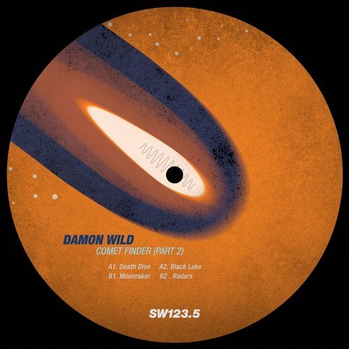 Comet Finder Pt.2 - Damon Wild