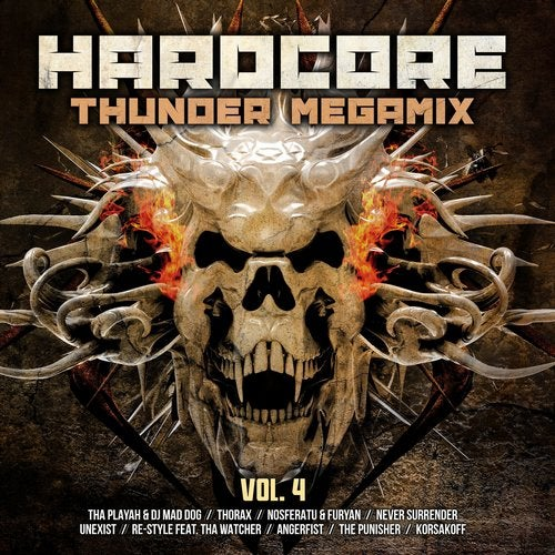 Hardcore Thunder Megamix, Vol. 4