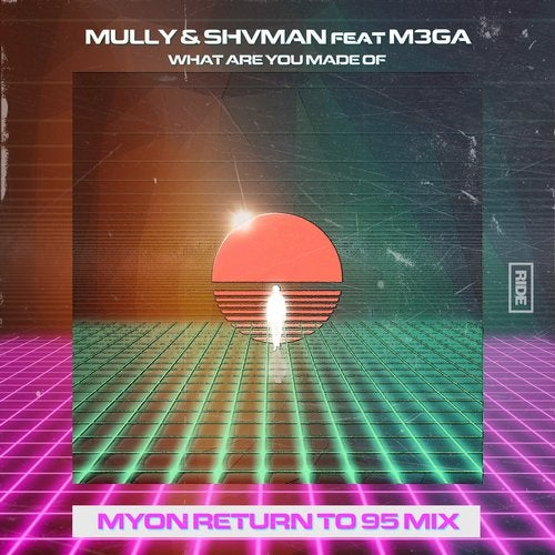 What Are You Made of - Myon Return to 95 Mix