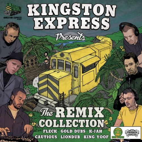 Kingston Express - Kingston Connection (The Remix Collection) [KER004]