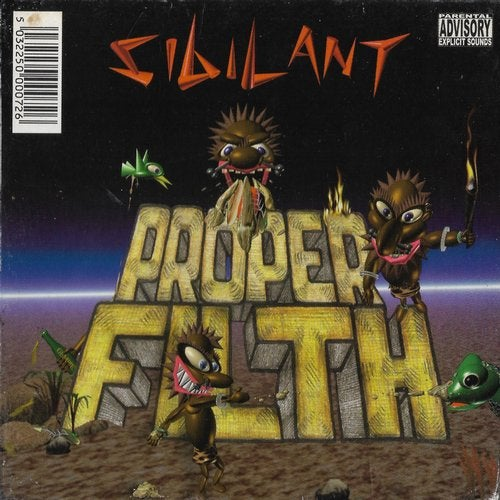 Sibilant - Proper Filth [CGT034]