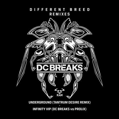 DC Breaks, Prolix - Infinity VIP / Underground (RAMM307D)