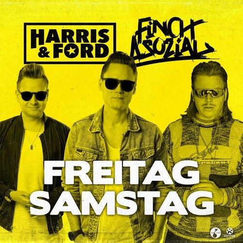 Freitag, Samstag feat. Finch Asozial