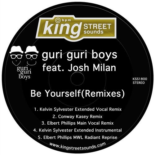 Be Yourself (Remixes)