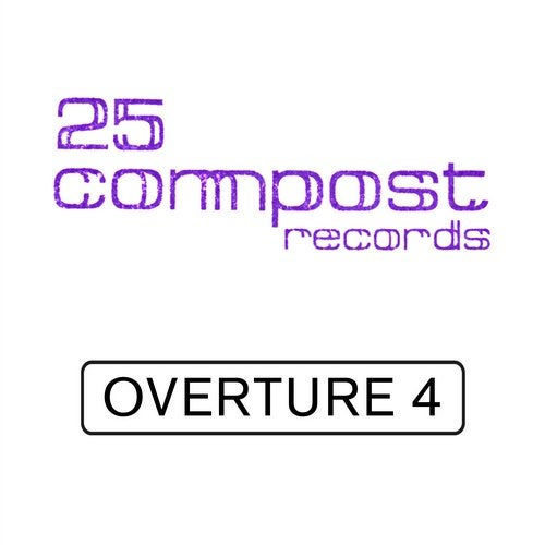25 Compost Records - Overture 4