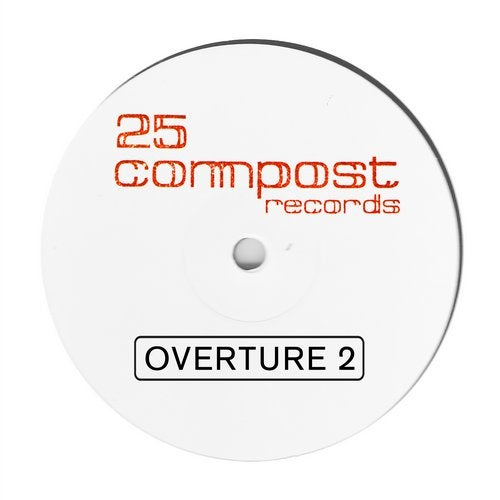 25 Compost Records - Overture 2 EP