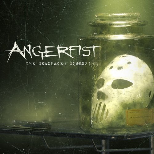 Angerfist - The Deadfaced Dimension [CLDM2014034]