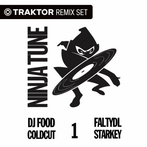 Ninja Tune Traktion EP1 (Traktor Remix Sets)