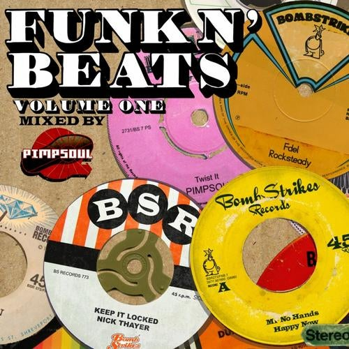 Funk N' Beats Volume One (Mixed By Pimpsoul)