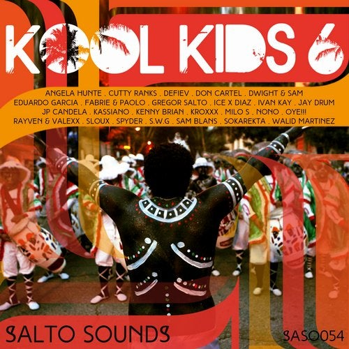 Gregor Salto Presents Kool Kids 6