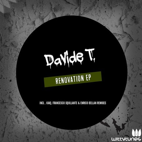 Renovation EP Incl. Kaiq, Francesco Squillante & Enrico Bellan Remixes