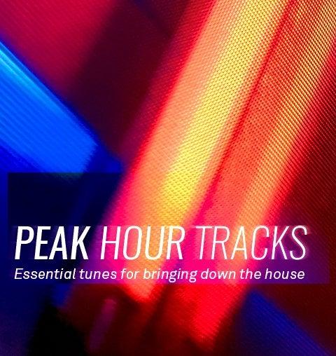 Beatport Peak Hour Tracks November 2019 MFSW91