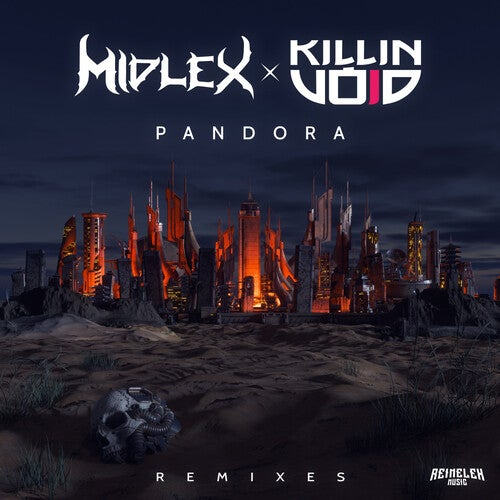 Midlex - Pandora (Remixes)