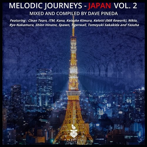 Melodic Journeys - Japan, Vol. 2