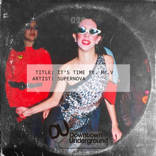 It's Time Feat. Mr. V