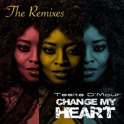 Change My Heart - The Remixes