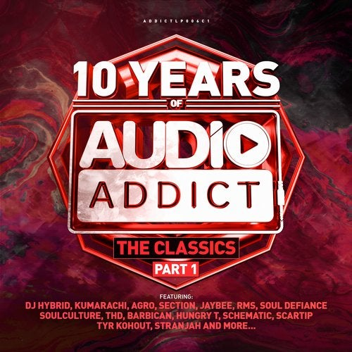 VA - 10 Years Of Audio Addict Records - The Classics (Part 1) [ADDICTLP006C1]