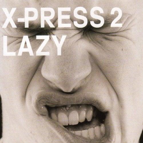 Lazy (feat. David Byrne)