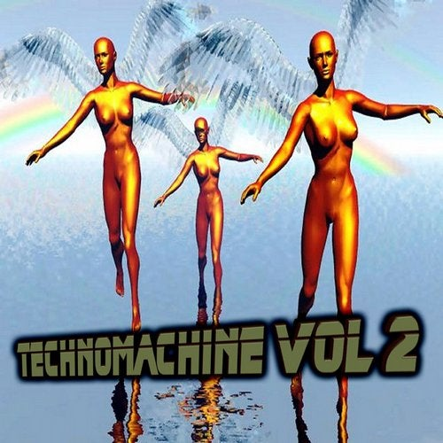 Technomachine, Vol. 2 (Extended mix)